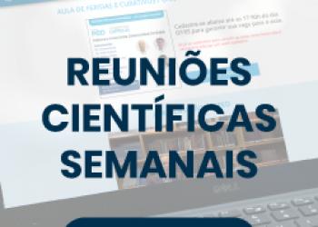Reuniões Científicas on-line